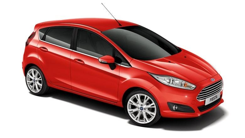 Ford Fiesta Private Lease