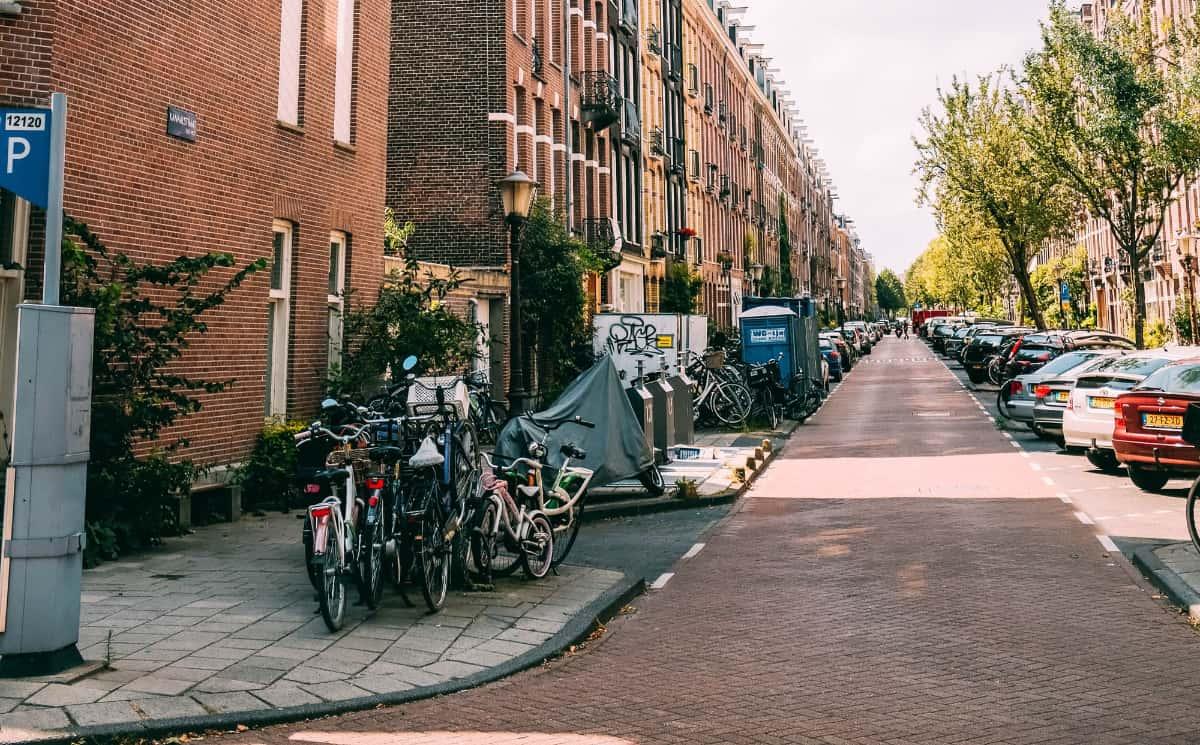 De straten van Amsterdam
